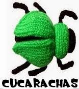 http://patronesjuguetespunto.blogspot.com.es/2015/05/patrones-cucarachas.html