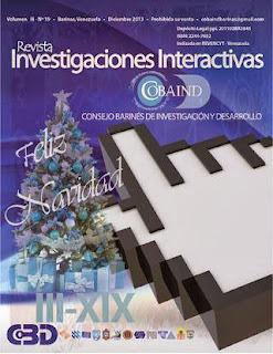 Revista Investigaciones Interacvtivas. Vol.3 N° 19/ 12-2013