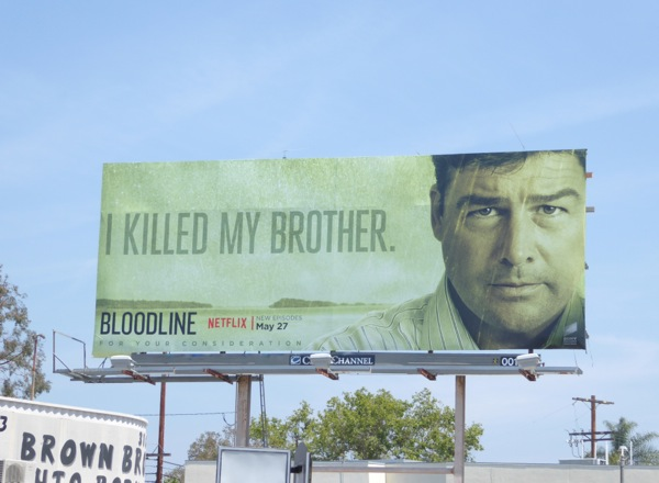 Bloodline season 2 billboard
