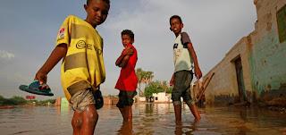إعلان حالة الطوارئ في السودان لثلاثة أشهر إثر الفيضانات القياسية