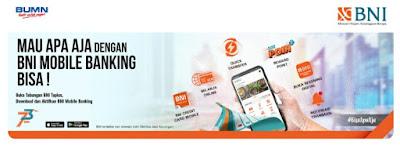 Daftar Mobile Banking BNI dan BNI Syariah Melalui Hp
