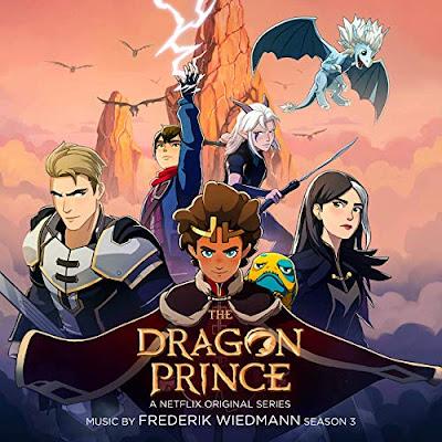 The Dragon Prince Season 3 Soundtrack Frederik Wiedmann