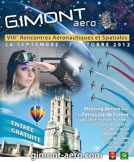 rencontres aéronautiques et spatiales de gimont