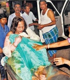 tarapur-mla-wife-injured-cylender-blast