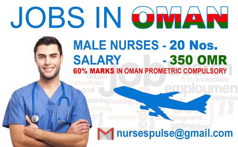 Staff Nurse Vacancy In Oman Defence 2019
