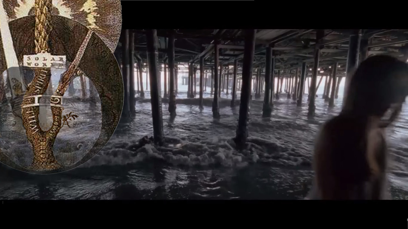 Terrence Malick Knight of Cups Trailer Dark Roots Under Pier