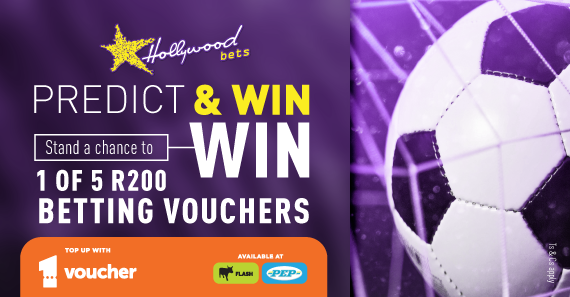 Hollywoodbets Sports Blog: 1voucher Predict & Win Promotion