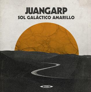 Juan Garp Sol Galáctico Amarillo