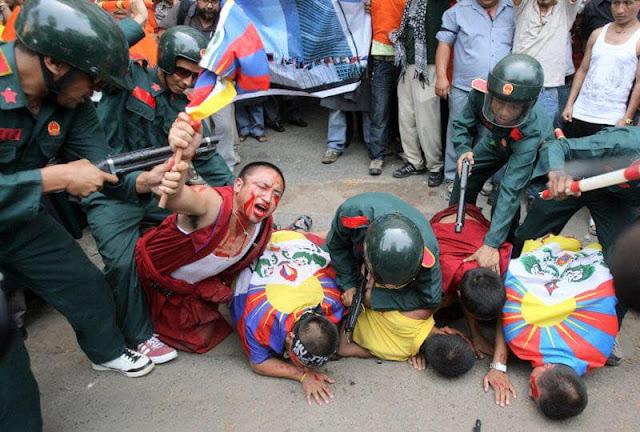 Tây Tạng, Tân Cương tiền thân của Việt Nam nếu còn thờ ơ