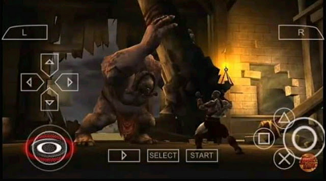 Download God Of War Chain Of Olympus LITE 80mb