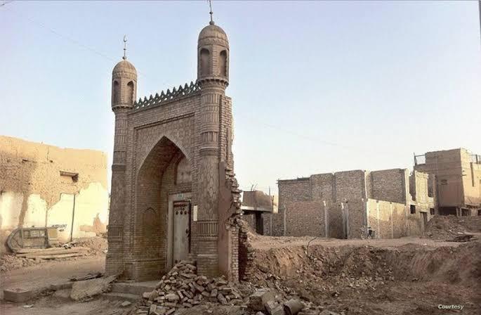 China: Masjid di Xinjiang Lebih Banyak Ketimbang di AS