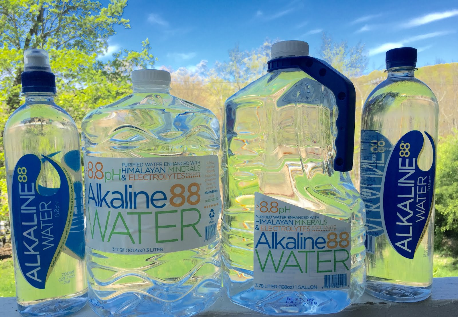 How to make alkaline water with pink himalayan salt