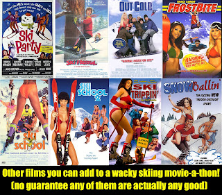 sex comedy movies about skiing sports