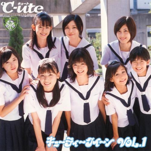 ℃-ute - Cutie Queen VOL.1 [FLAC   MP3 320 / CD]