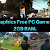 High Graphics Free PC Games Under 2GB RAM.