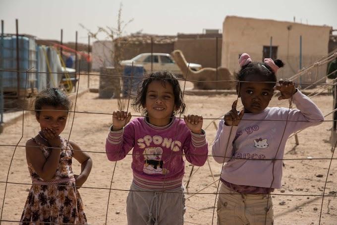 """Por segundo año consecutivo la pandemia ha obligado a suspender el programa """"Vacaciones en Paz"""" para los niños saharauis."""