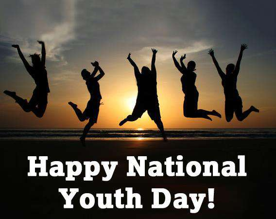 National Youth Day Wishes Images