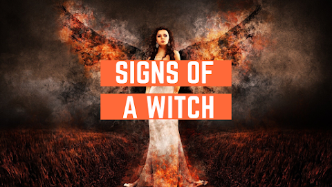 Signs You're a Witch