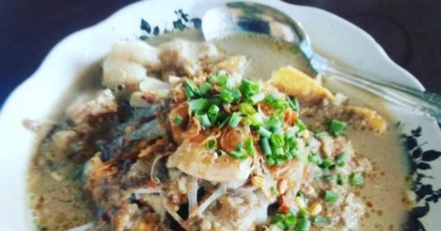 Soto Selingkuh;10 Top Kuliner Sumenep