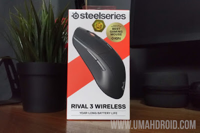 Review Steelseries Rival 3 Wireless Indonesia