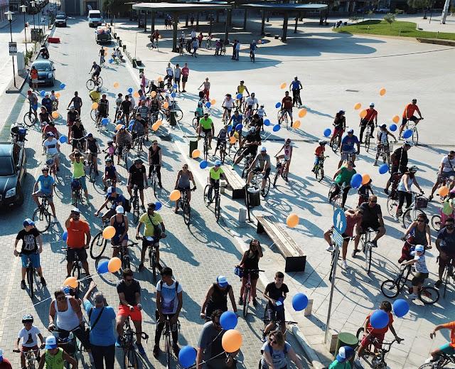 Ο Αθλητικός Σύλλογος ΑΓΕΥΣ Αργολίδος: Το ποδήλατο μόνο δυνατά οφέλη μπορεί να παρέχει