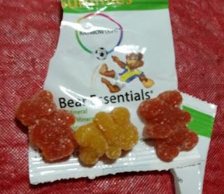 Rainbow Light's Gummy Bear Essentials