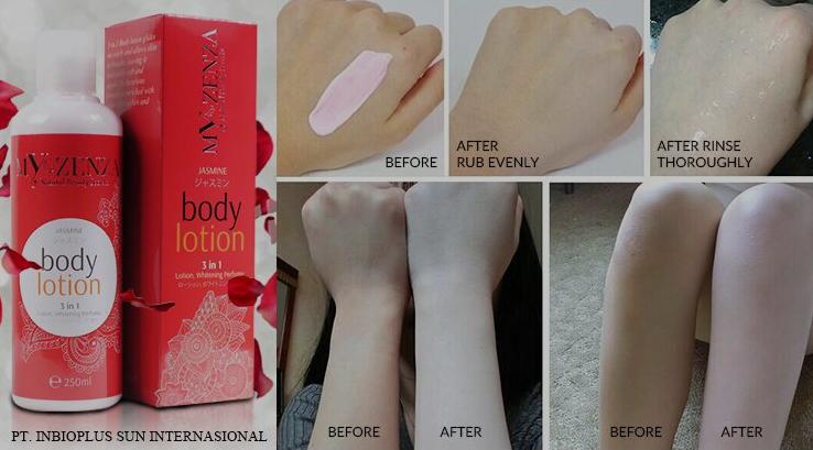 InBioPlus, Myzenza Body Lotion, MyZenza Collagen Soap, Myzenza Stemcell, Sabun Kolagen,