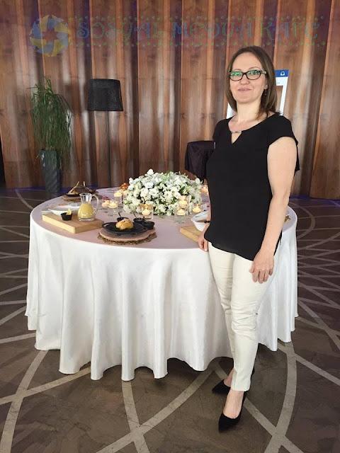 Sibel Ordueri Hilton Bursa Ramazan İftar Menü Tadim Organizasyonu