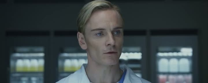 Screen Shot Of Prometheus (2012) Dual Audio Movie 300MB small Size PC Movie