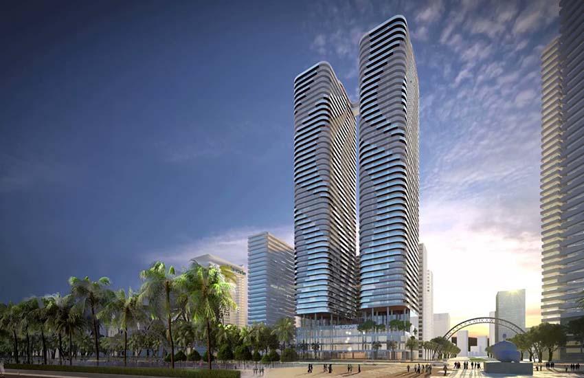 Condotel Twin Tower Đà Nẵng