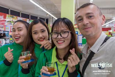 Lustige und nette Mädels aus Vietnam kennenlernen. Arkadij aus Bremerhaven auf WELTREISE.