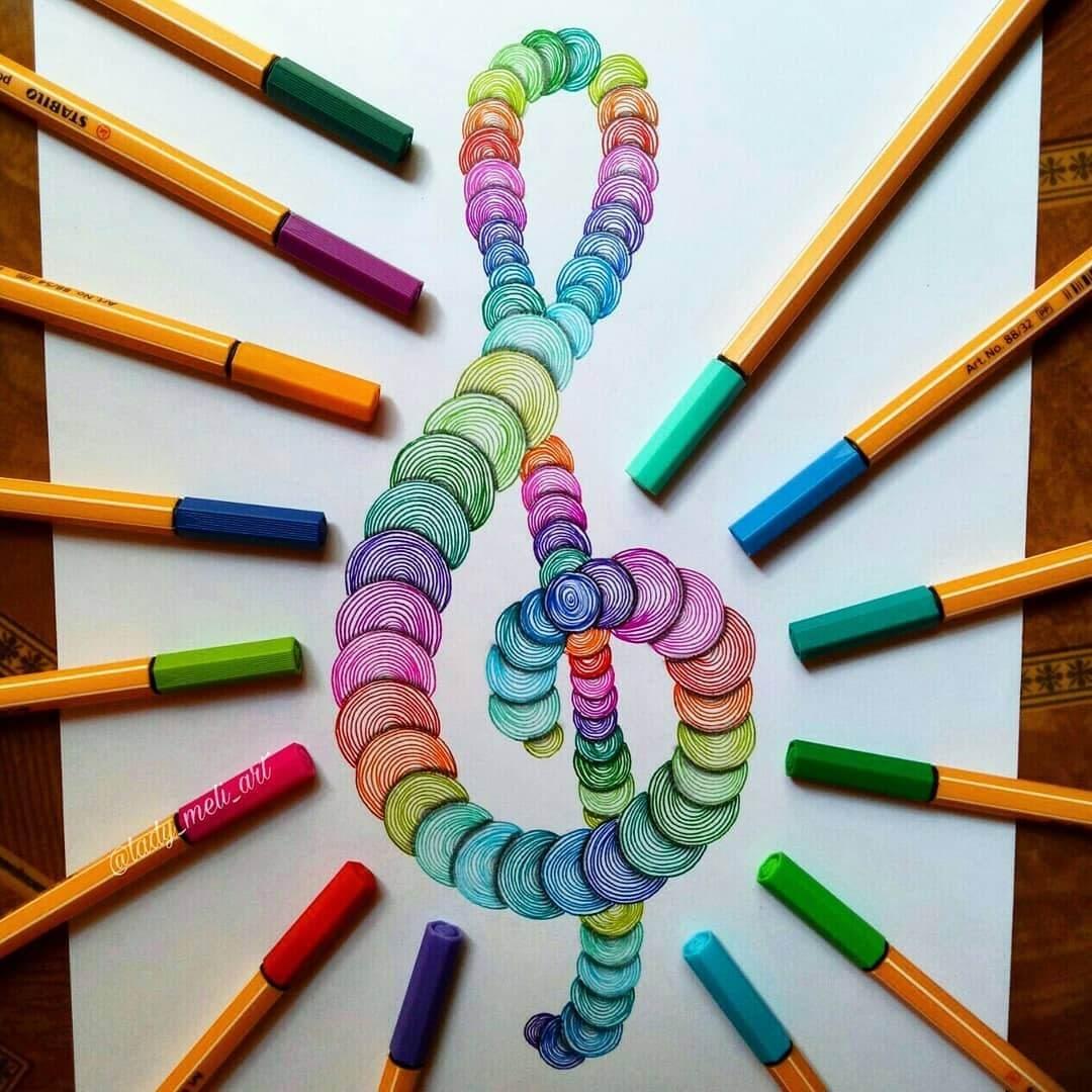 03-Music-lady-meli-art-Precision-in-Geometric-Mandala-Drawings-www-designstack-co