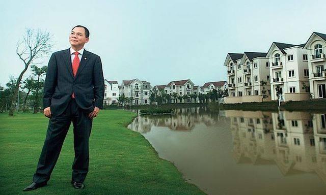 """Ông Phạm Nhật Vượng lại gây """"choáng ngợp"""", kế hoạch lớn tại những dự án """"khủng"""""""