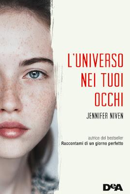 [Anteprima] : L'universo nei tuoi occhi di Jennifer Niven