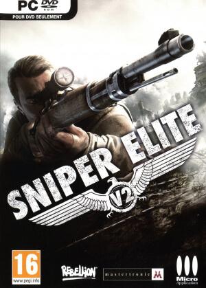 تحميل لعبة Sniper Elite V2