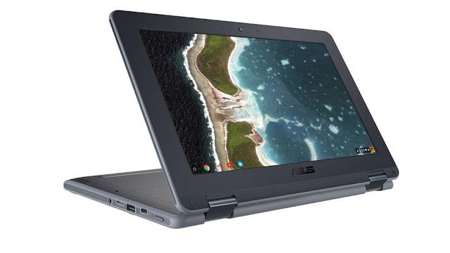 Asus Chromebook Flip C213NA Review