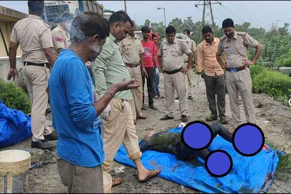 dabua-sabji-mandi-nala-dead-body-women-age-25-year-found-photo