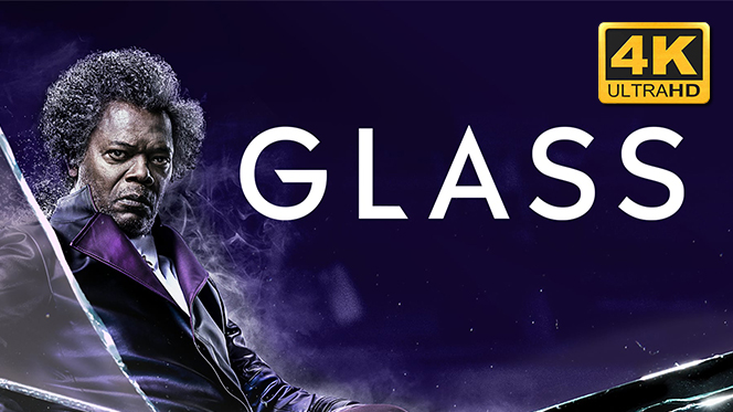 Glass (2019) Web-DL 4K UHD 2160p Latino-Ingles