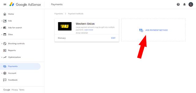 Cara Cashout Duit Google Adsense Dengan Cepat