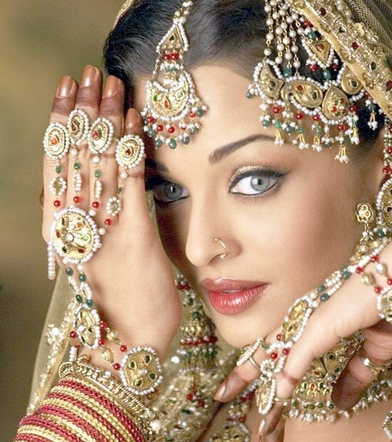 Bridal Jewelry Indian Wedding: Ladies New Brands: Indian Bridal Wedding Jewellery Sets