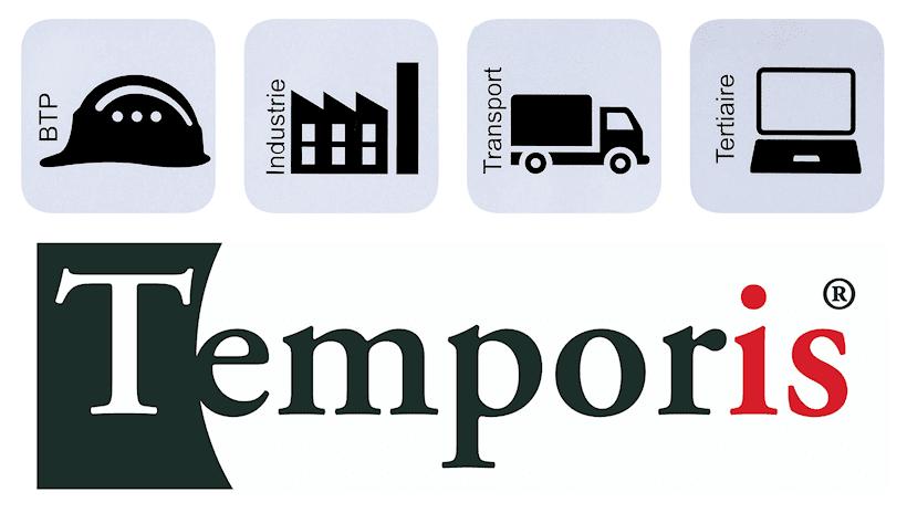 Temporis Tourcoing - BTP, Industrie, Transport, Tertiaire