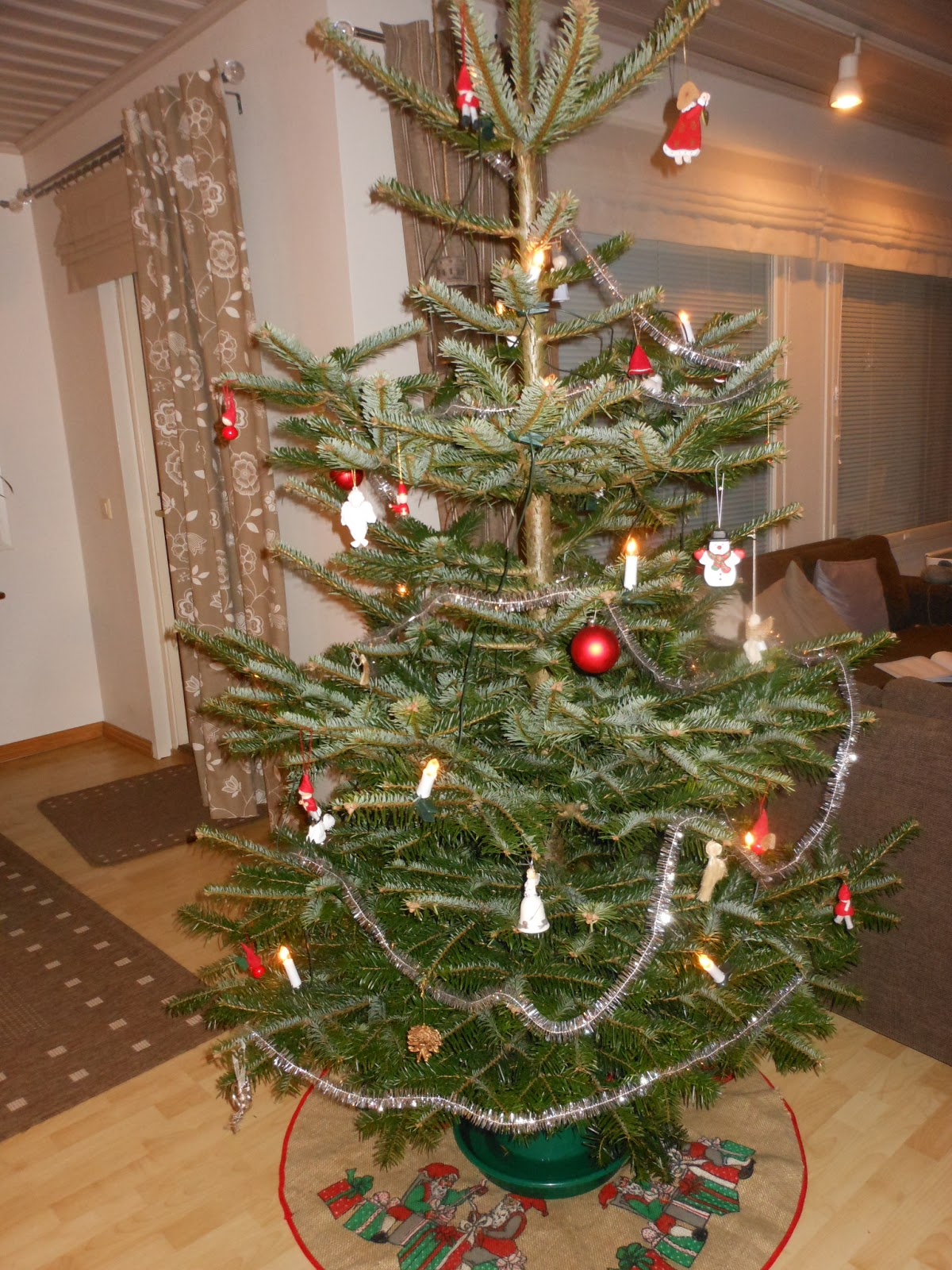 Finland Christmas Decorations.My Journey In Finland Australian Cooking Wintertime