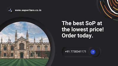 SoP Samples UK University