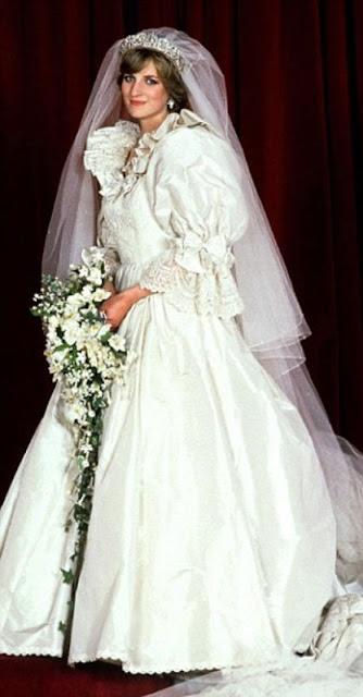vestido de noiva 1980