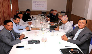 9th Meeting of EPG on Indo-Nepal Relations Concludes in Kathmandu