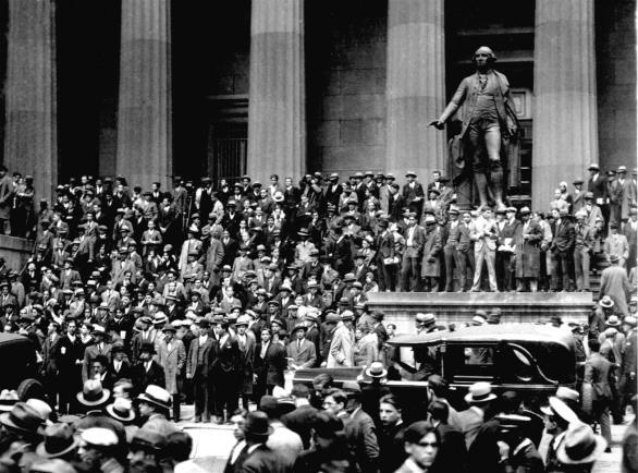 Από την Μεγάλη Ύφεση του 1930 στην Μεγάλη Απομόνωση του 2020