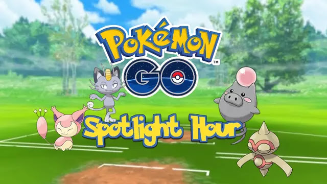Pokemon Go Spotlight Hour September 2021