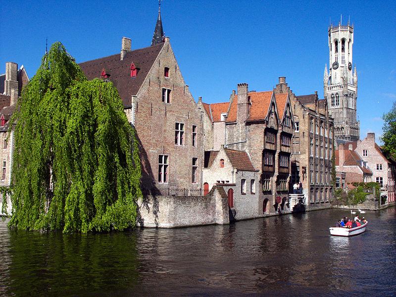 Travel Lust: Bruges, Belgium