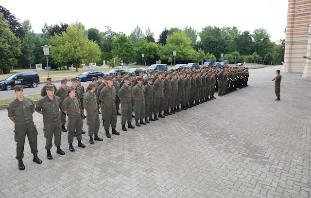النمسا,تخفض,من,سقف,الإعفاءات,الخاصة,بالخدمة,العسكرية