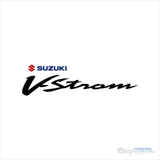 Suzuki V-Strom Logo vector (.cdr)